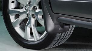 Opel Antara - Bezpieczeństwo i ochrona