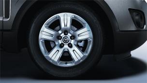 Opel Antara - Koła