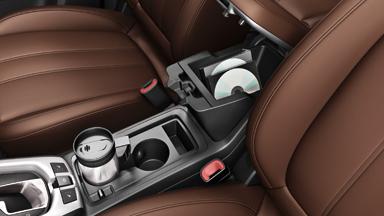 Opel Antara - Front Floor Console