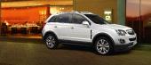 Opel Antara - Zdjęcia nadwozia