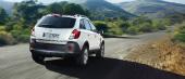 Opel Antara - Außenansichten