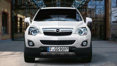 Opel Antara - Automatyczne sterowanie oświetleniem (ALC)