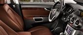 Opel Antara - Zdjęcia wnętrza
