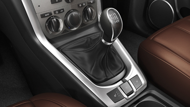 Opel Antara - Schaltgetriebe und Automatik