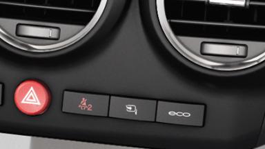 Opel Antara - Start/Stop System