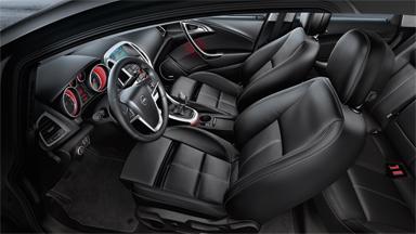 Opel Astra Sports Tourer Affaires intérieur design Sièges avant ergonomiques