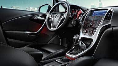 Opel Astra Sports Tourer Affaires détail Systèmes multimédia