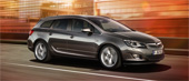 Opel Astra Sports Tourer Affaires - Vues extérieures