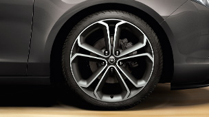 New Opel Zafira Tourer - Alloy Wheel 19 inch