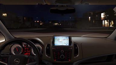 Nowy Opel Zafira Tourer - Udoskonalony system oświetlenia AFL+