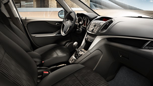New Opel Zafira Tourer - Enjoy with Sport Pack