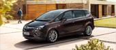 Opel Zafira Tourer - Vedere din exterior