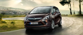 Opel Zafira Tourer - Zdjęcia nadwozia
