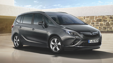Opel Zafira Tourer – Zafira Tourer drive!