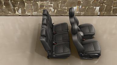 Opel Zafira Tourer - Pomysłowe fotele, wyjątkowa elastyczność