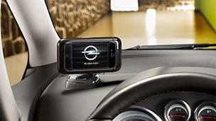 Opel Zafira Tourer - Systemy audio-informacyjne