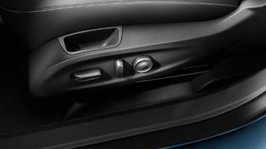Opel Zafira Tourer - Fotel kierowcy sterowany elektrycznie