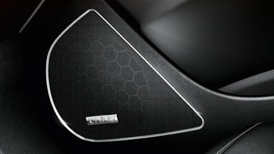 Opel Zafira Tourer - System nagłośnienia Infinity