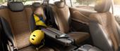 Opel Zafira Tourer - Vedere din interior