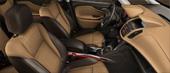 Opel Zafira Tourer - Zdjęcia wnętrza