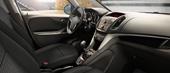 Opel Zafira Tourer - Prikaz notranjosti