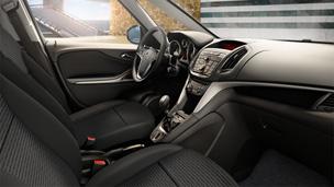 Opel Zafira Tourer – Drive