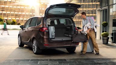 Opel Zafira Tourer - Porządek gwarantowany