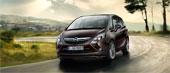 Opel Zafira Tourer - Vues extérieurs