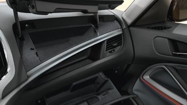 Opel Zafira Tourer - Aż 31 schowków na drobiazgi