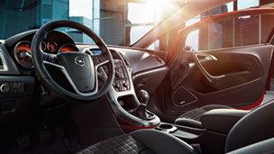 Opel Astra GTC - Информационно-развлекательные системы