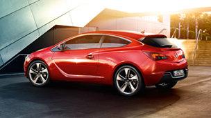 Opel Astra GTC - Дизайн кузова