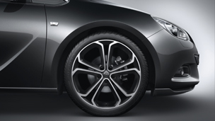 Opel New Astra GTC - Alloy Wheel 20 inch