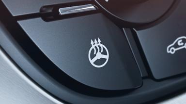 New Opel Astra GTC - Heated Steering Wheel and Heated Seats