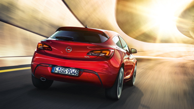 New Opel Astra GTC - A Perfect Platform