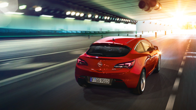 New Opel Astra GTC - Engine Range