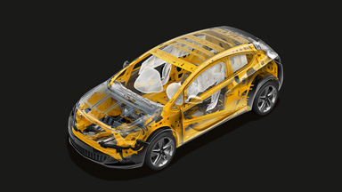 Opel Astra GTC - Воздушни перничиња