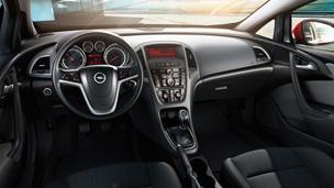 Opel Astra GTC - Внатрешен дизајн Enjoу