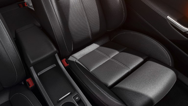 New Opel Astra GTC - Ergonomic Sports Seat