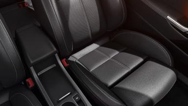 New Opel Astra GTC - Ergonomic Sports Seat