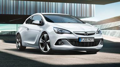 Opel Astra GTC - BiTurbo