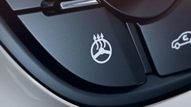 Opel Astra GTC - Волан и седишта со загревање