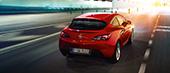 Opel GTC - Vues extérieures