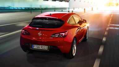 Opel GTC - Extérieur Rouge