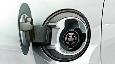 Opel Ampera - Aufladen