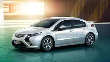 Opel Ampera - Sztuka aerodynamiki