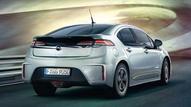Opel Ampera - Wygoda codziennej jazdy bez kompromisów
