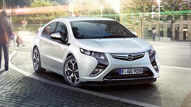 Opel Ampera - Einfach elektrisch Fahren