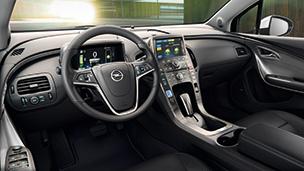 Opel Ampera - Serienausstattung