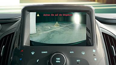 Opel Ampera - Rückfahrkamera