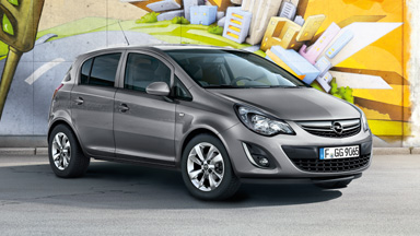 Opel Corsa 3-drzwiowy - Opel Corsa Active